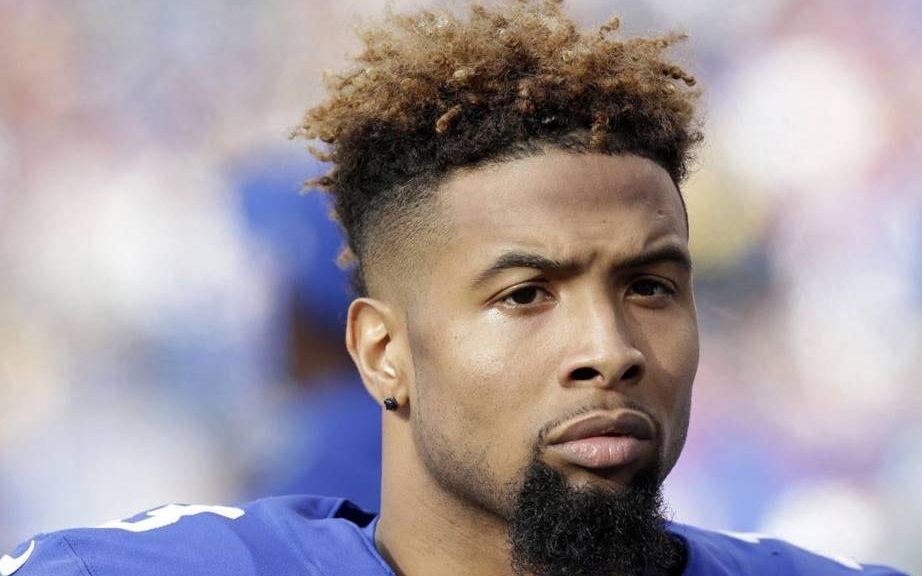 Odell Beckham Jr.. Hair